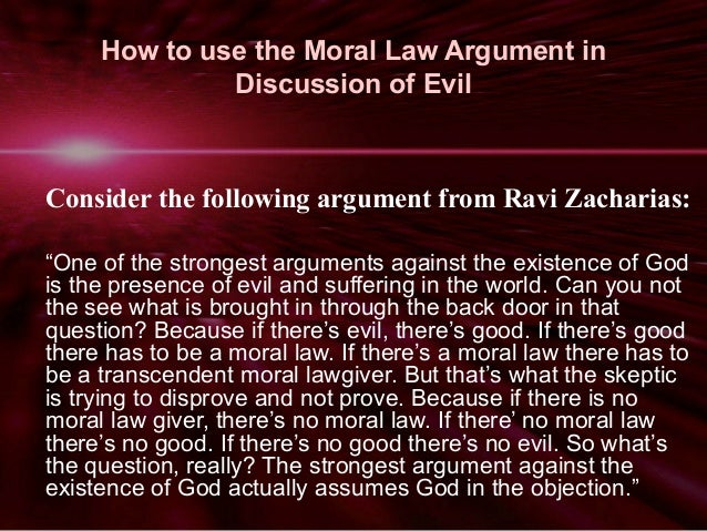 an argument against the existence of god in relation to pain and suffering Many critics of the christian faith believe that the existence of evil and suffering in the strongest argument against god relationship with god.