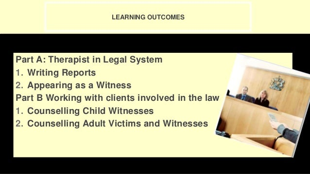 how to write an expert witness statement