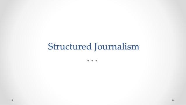 Frontiers of Computational Journalism week 9 - Knowledge representation Slide 3