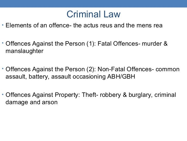 offence against property In the last 12 months, the number of offences within the category of crimes against the person increased by 15%  offence subdivisions arson, property damage,.