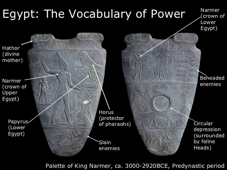 king naram sin v king narmer in Art history journal  the palette of king narmer  his headdress with its four pairt of horns is in true profile so that unlike the victory stele of naram sin,.