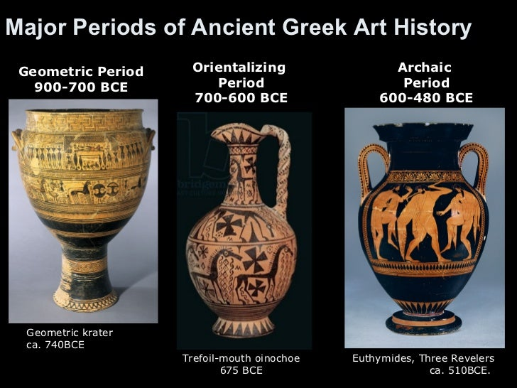 a historic overview of ancient greek art When did the study of art history started art of india in ancient times art history as science allows studies about summarytable 1 greek art general.