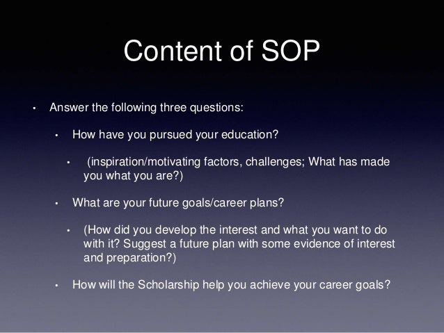 sop for scholarship See the sample sop for civil engineering and learn how to create one the student got admitted to the ms in ce program at utaustin with this sop.