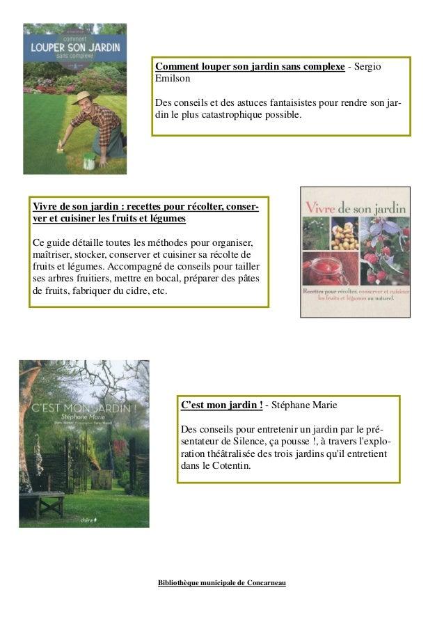 Lecture au jardin - Comment conserver des courgettes du jardin ...