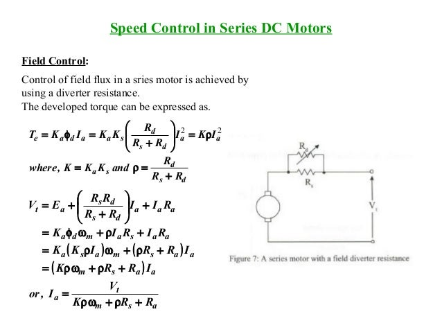 Lecture dc machines for Dc motor horsepower calculator