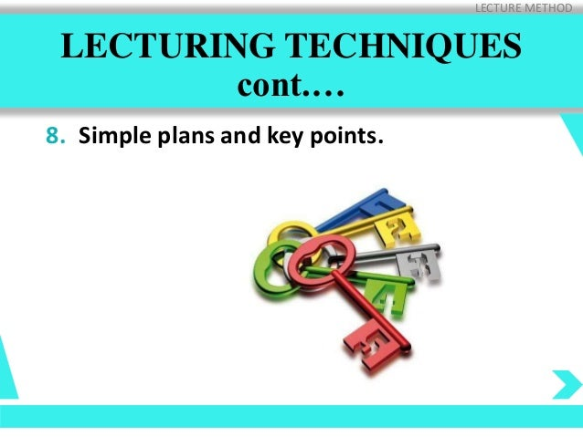 lecture method of teaching advantages and disadvantages pdf