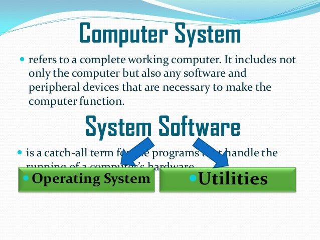 basic computer concepts The 5 basic concepts that can be applied to any modern code language, the foundation of programming this java tutorial is the first in a series of java tutorials which are designed to teach anyone how to program with java.