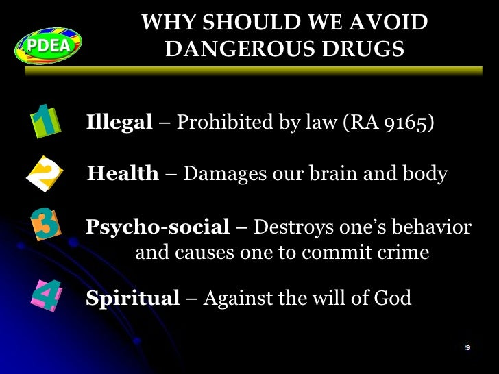 legal vs illegal drugs Commonly used illegal drugs include marijuana, heroin, cocaine, amphetamines and methamphetamines and club drugs.