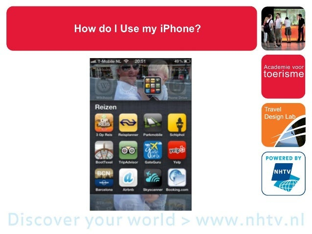 Mobile Use in the Travel Industry