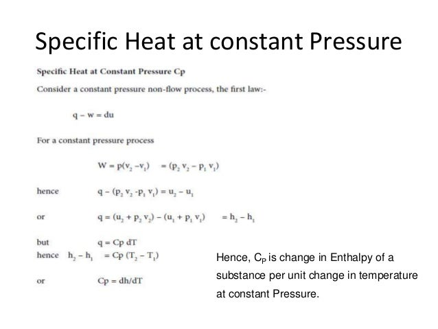 thermo lecture no 5