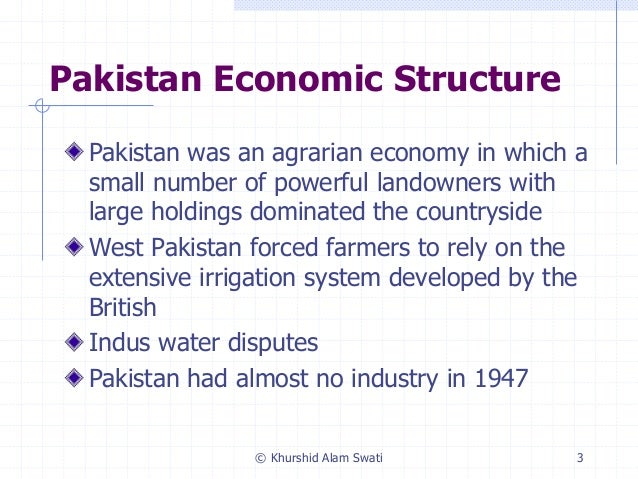 economic problems of pakistan since 1947 Rather, this problem is examined in terms of the hypothesis of 'discrimination'   schools in east and west pakistan since 1947–48 by levels of education.