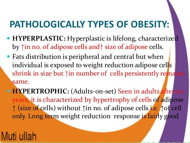 The Obesity And Nutrition Biochemistry Lecture No 6