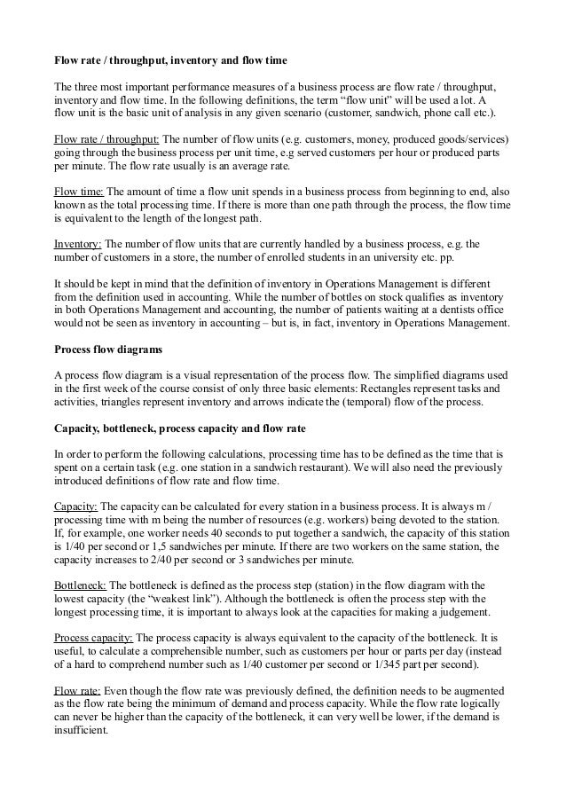 importance behind effective operations management management essay Role and importance of effective operations management operation management definition paper the purpose of this paper is to describe the importance of operations management to a health care organization in addition, the author of this paper will provide a personal definition of what operations management means and why is important to a healthcare organization.