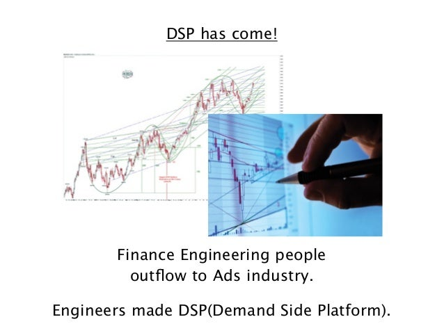 DSP has come!  Finance Engineering people outflow to Ads industry. Engineers made DSP(Demand Side Platform).