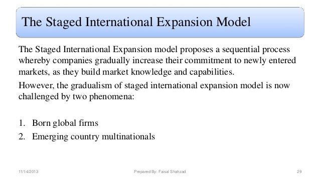 globalstrategy and multinationals entry mode choice The choice of foreign market entry mode: impact of ownership, location and internalization factors  global strategy and multinationals' entry mode choice.
