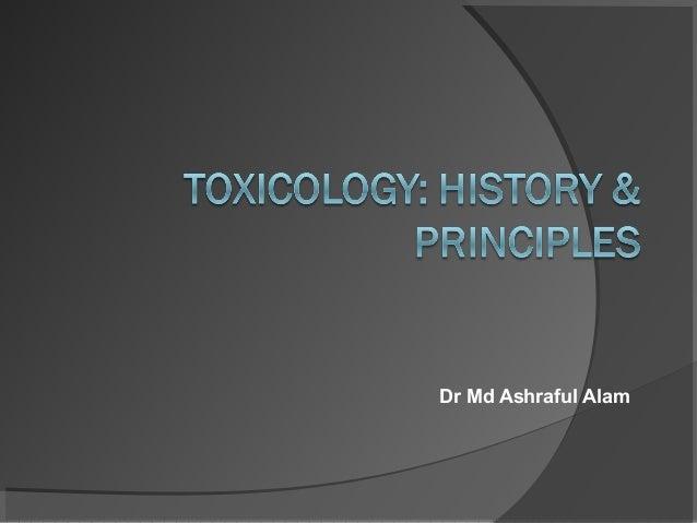 Dr Md Ashraful Alam