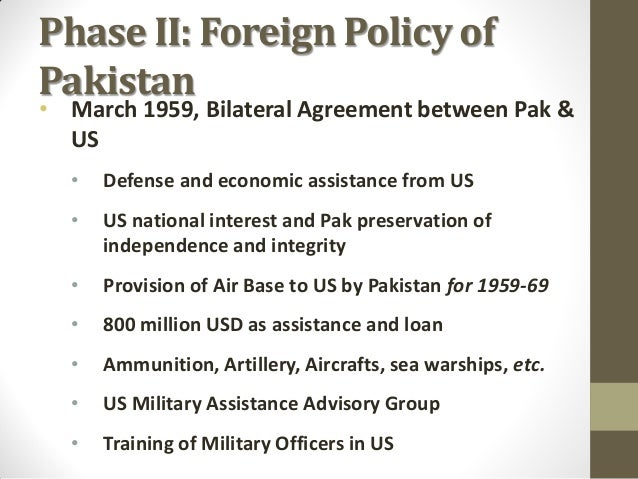 essay on foreign policy of pakistan Ideological aspects of pakistan's ' foreign  this study is an endeavour to discuss the major aspects of pakistan's foreign policy which have been influencing the.