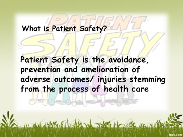 Lecture patient safety Slide 3