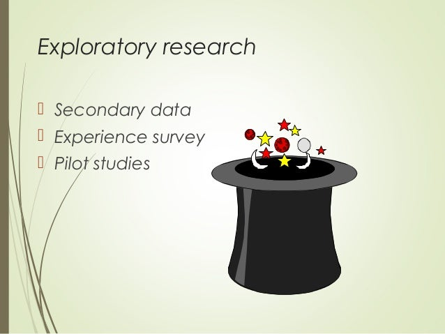 definition exploratory research