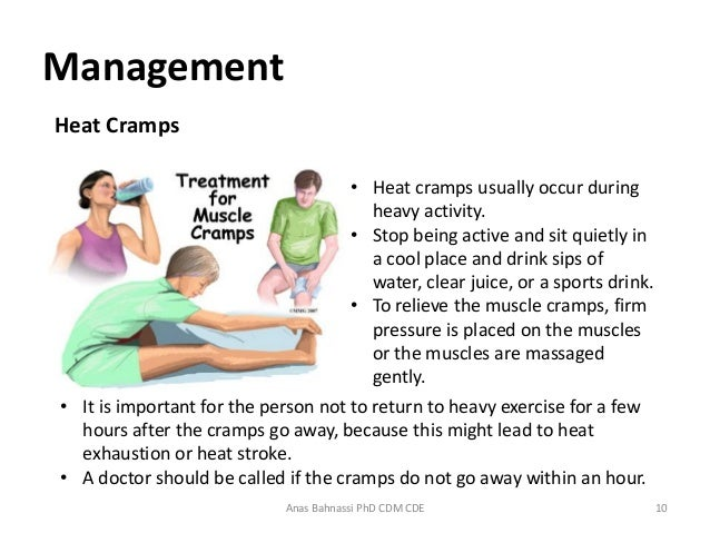 What kind of doctor deals with muscle spasms