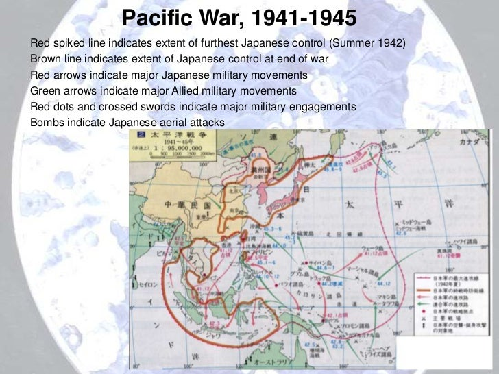 Maps and Charts of Japanese Imperialism