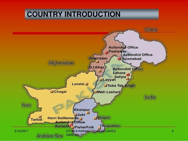 Pakistan Demographics Profile 2018