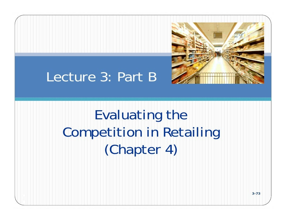 explain how the market structure influence the pricing decisions of retail inductry Paper examines factors that affect pricing decision for export markets, and sheds light on international pricing strategies  and competition-led pricing, market .
