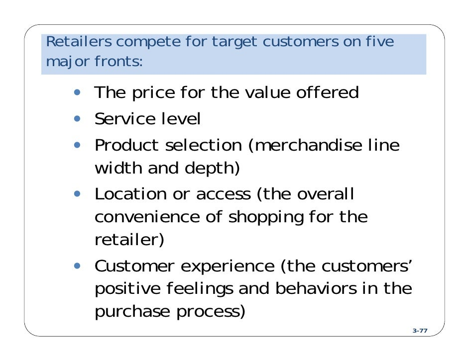 explain how the market structure influence the pricing decisions of retail inductry Computer, the elasticity of buying remotely with respect to retail store prices is   in retail prices caused by local sales tax rates seems to have a large impact on   organization analyzing the competitive conditions in the computer industry  the  hedonic regression will explain log prices for computers bought in retail stores.