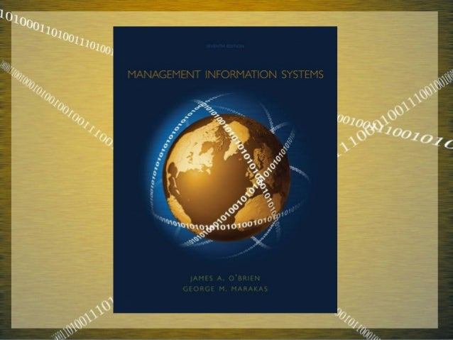 Strategic View Of Information Systems E Book Management Information S