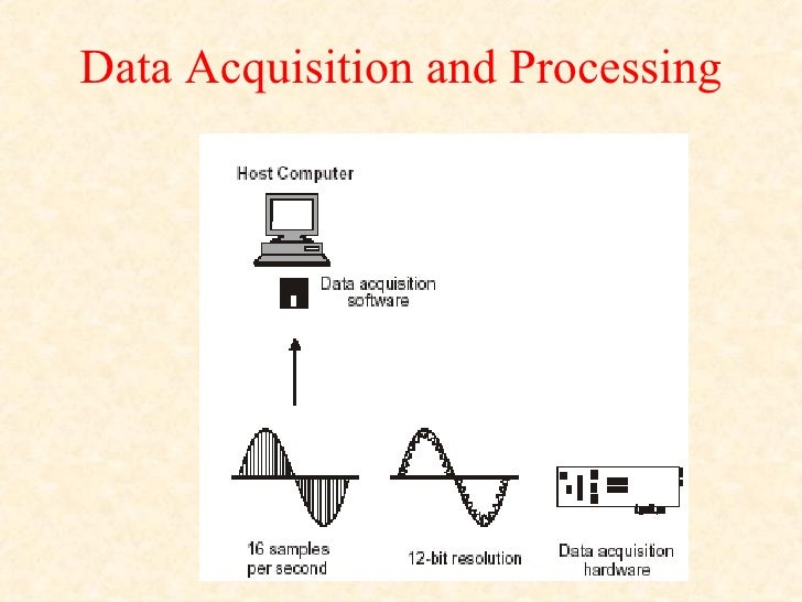 Data Acquisition And Trending : Lectute instrumentation and process control data acquisition