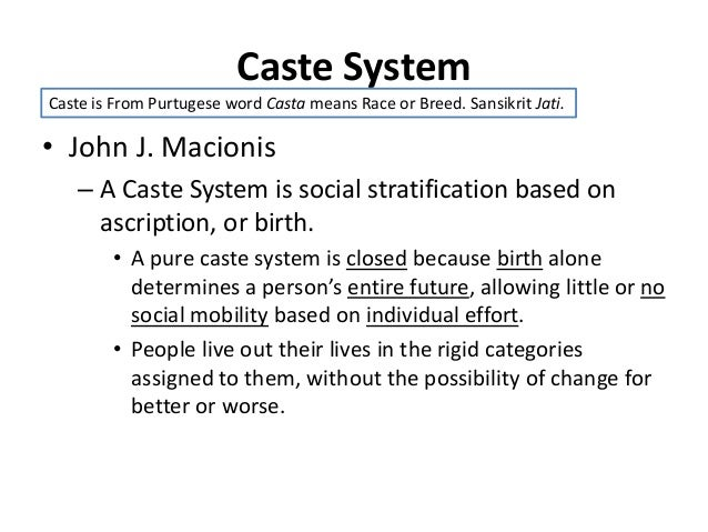 social stratification is it universal Social stratification is not necessarily universal, per sebut it does directly correspond to the presence of limited resources which must satiate a larger population of whom most want more than there is to go around, and this is the case in most places these days in the.