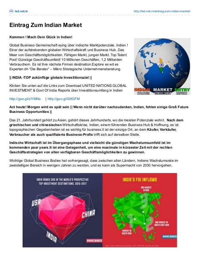 led.net.in http://led.net.in/eintrag-zum-indian-market/ Eintrag Zum Indian Market Kommen ! Mach Dein Glück in Indien! Glob...