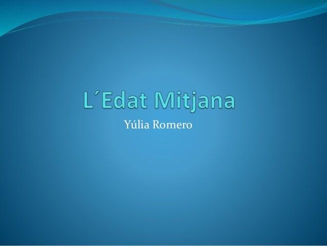 Yúlia Romero