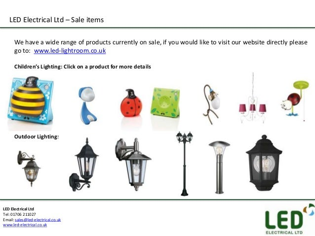 Led electrical ltd clearance and lighting sale items mozeypictures Images