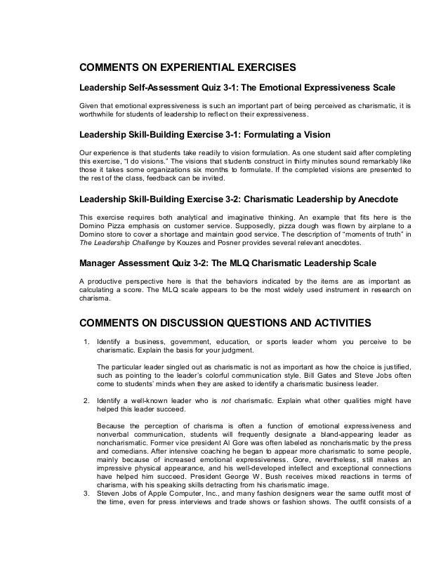 Ledership course