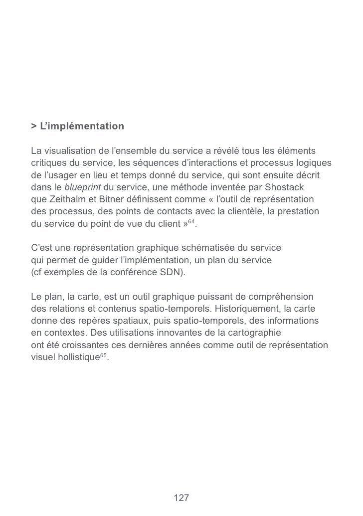 Le Design De Service Vecteur De Changement Dans Une éConomie De La Transition