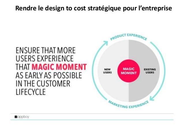 Rendre le design to cost stratégique pour l'entreprise