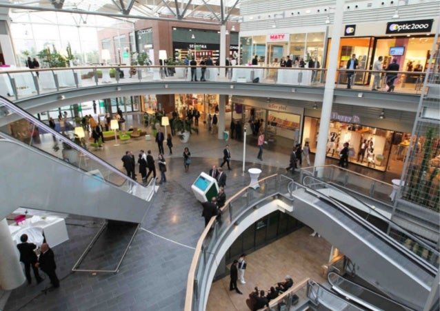 Le développement INSENSÉ des gros centres commerciaux