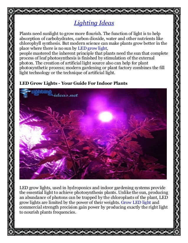 Led grow light smart grow technologies lighting ideas plants need sunlight to grow more flourish the function of light is to aloadofball Choice Image