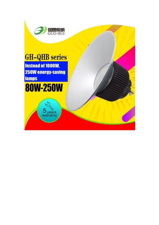 150-200W LED highbay light  QHB series