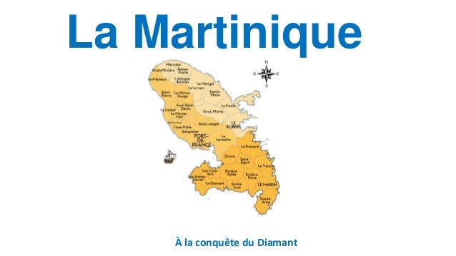 La Martinique  À la conquête du Diamant