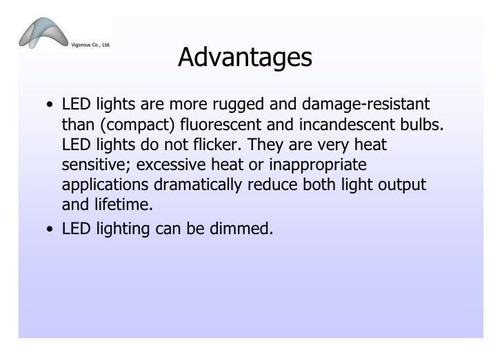 Advantages u2022 LED lights ...  sc 1 st  SlideShare & LED Lighting Presentation_102009 azcodes.com