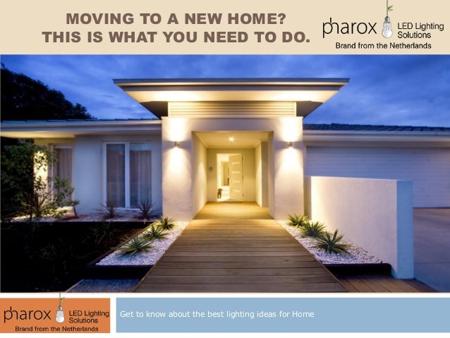 Moving To A New Home This Is What You Need To Do