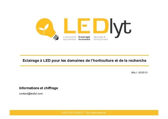 Luminosité Eclairage         Domicile &                             équivalente économe          Entreprises  Eclairage à ...