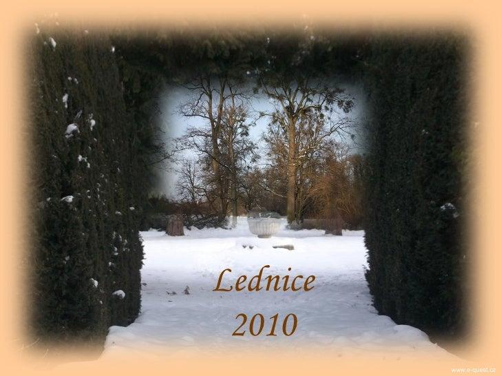 Lednice 2010