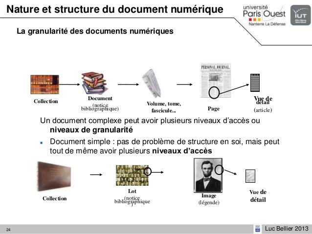 nature d un document