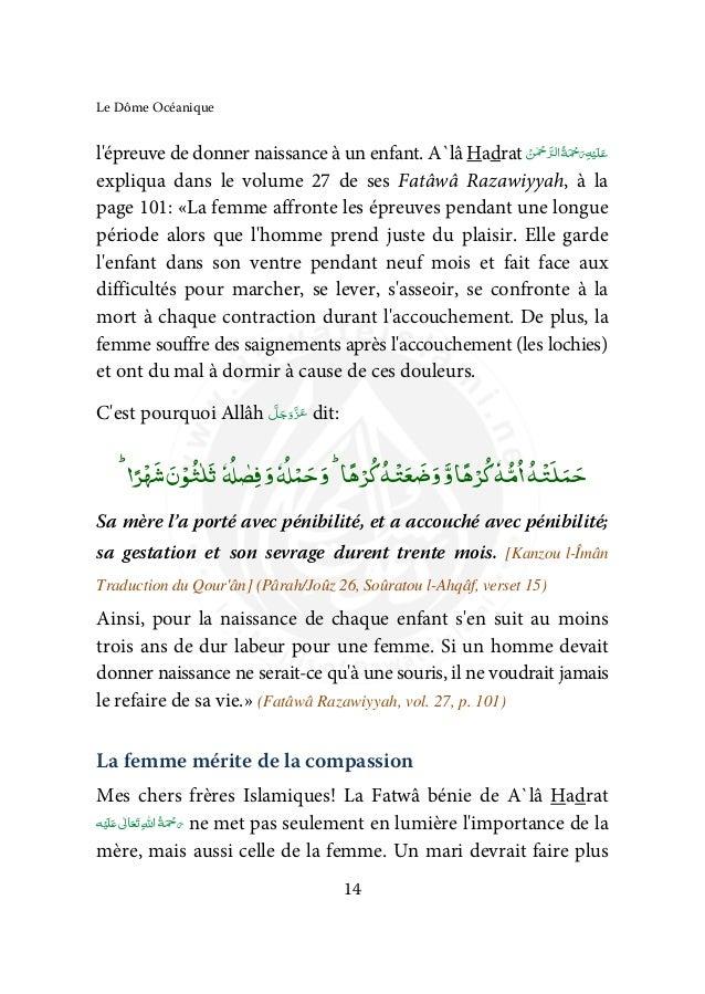 Table of Contents  Il est obligatoire d'obéir à ses parents même s'ils sont sévères ....... 16  La mère fait face aux excr...