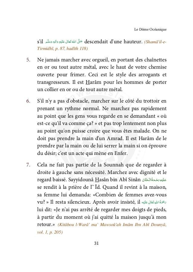 Le Dôme Océanique  Le doigt blessé  Sayyidounâ Bâyazîd al-Bistâmî = 9  5  5.    - ?  @ a dit: « Par une nuit  glaciale d...