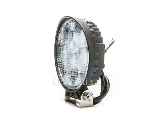 LED pracovní světlo 18W 10-30V