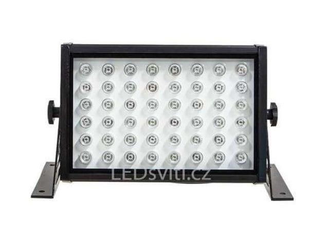 LED reflektor 48W teplá bílá